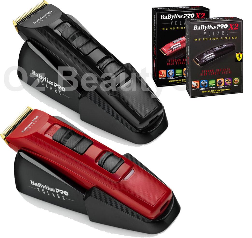 Babyliss Pro Volare X2 Cord Cordless Ferrari Pro Hair Clipper Fx811 Babylisspro Ebay