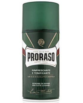 Proraso Shaving Foam Eucalyptus & Menthol 300ml