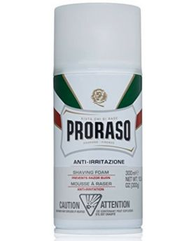 Proraso Shaving foam green tea and wheat for sensitive skins 300ml