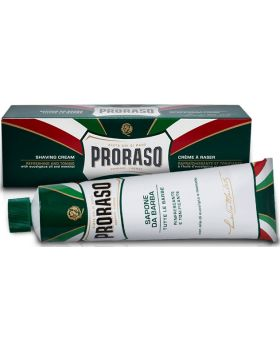 Proraso Shaving Cream Soap Eucalyptus & Menthol Tube 150ml