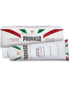 Proraso Shaving Cream Soap Green Tea Tube 150ml