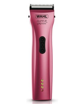 Wahl Super Groom Clipper Rechargeable Animal Hair Grooming 1872-0277