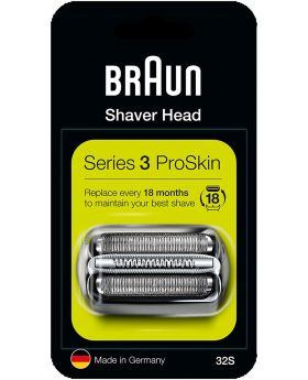 Braun 32S Foil And Cutter Series 3 Cassette Shaver Replacement Part
