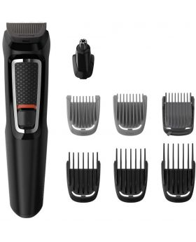 Philips MG3730 Rechargeable Multigroom Beard Nose Stubble Hair Trimmer