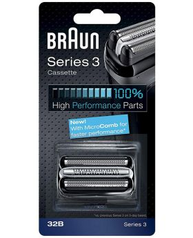 Braun 32B Foil And Cutter Series 3 Cassette Shaver Replacement Part