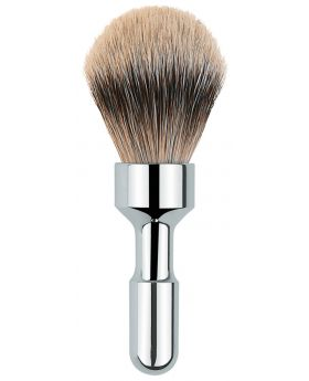 Merkur Futur Badger Hair Shave Brush Chrome 1701