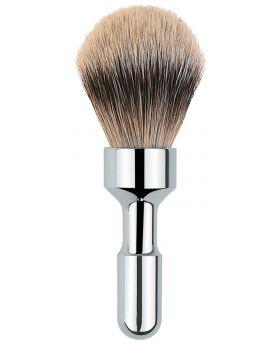 Merkur Futur Badger Hair Shave Brush Chrome 1701