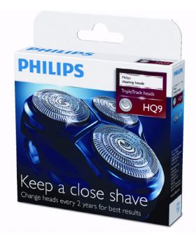 Philips HQ9 Speed XL Shaver 3x Heads/Blades/Cutters