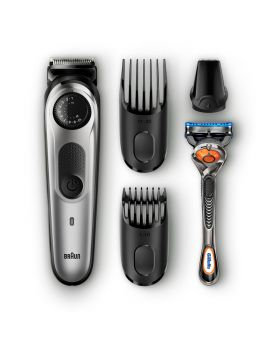 Braun BT5060 Beard Trimmer & Hair Clipper with Detail Attachment