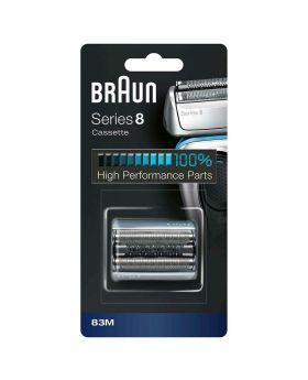 Braun Series 8 83M Shaver Foil and Cutter Cassette