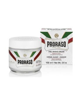 Proraso Pre Shave Cream Green Tea & Oatmeal 100ml