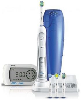 Oral-B IQ5000 Triumph with SmartGuide Power Toothbrush