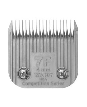 Wahl KM1/KM2/KM5/KMSS Pet Clipper Blades Set & Oil #7F - 4mm