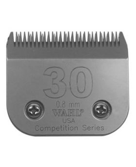 Wahl  KM1/KM2/KM5/KMSS Pet Clipper Blades Set & Oil #30 - 0.8mm
