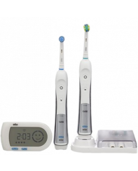 Oral-B PRO5000DH Triumph Dual Handle with SmartGuide Power Toothbrush