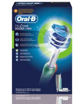 Oral-B PC3000T TriZone Electric Toothbrush