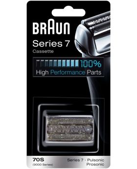 Braun 70s/9000 Series 7 Shaver Foil and Cutter Cassette