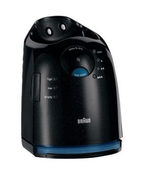 Braun Shaver Series 7 Clean & Renew Cleaning System Station