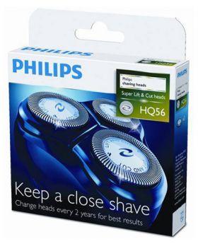 Philips HQ56/HQ4/HQ5/HQ55 Reflex 3x Heads/Blades/Cutters