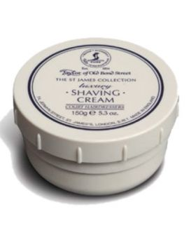 Taylor Of Old Bond Street St. James Shaving Cream 150g