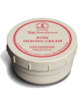 Taylor Of Old Bond Street Rose Shaving Cream 150g