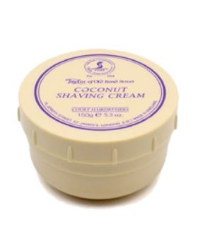 Taylor Of Old Bond Street Coconut Shaving Cream 150g
