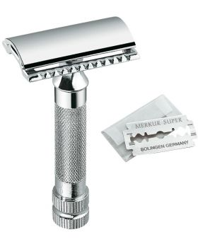 Merkur 34C HD Safety Double Edge Razor