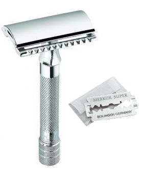 Merkur 33C Classic Double Edge Safety Razor