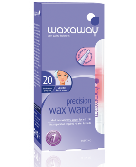 Waxaway Precisioin Wax Wand Kit