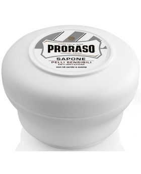 Proraso Shaving Cream Soap Bowl Aloe & Green Tea 150ml