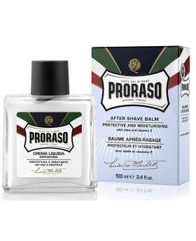 Proraso Aftershave Aloe & Vitamin E Liquid Balm Lotion 100ml