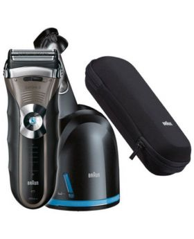 Braun Series 3 390CC-4 Men Self-Cleaning Electric Shaver