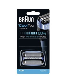 Braun 40B CoolTec Replacement Foil/Cassette