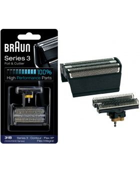Braun Replacement Foil & Cutter Series 3 31B - 5000/6000 Contour, Flex XP, Flex