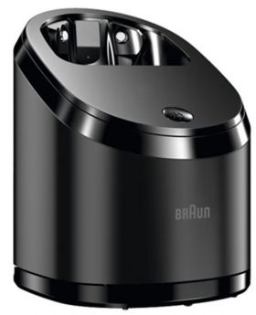 Braun Shaver Series 9 Clean & Renew Cleaning System Station