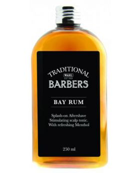 Wahl Professional Traditional Barbers Bay Rum 250ml