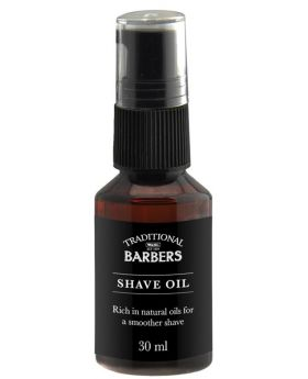 Wahl Professional Traditional Barbers Shave Oil 30ml