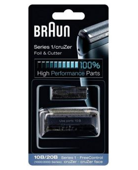 Braun 10B/20B 1000 Series 1 Shaver Replacement Foil & Cutter